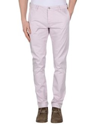 Uncode Casual Pants Pink