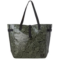 Porter Yoshida And Co. X James Jarvis Tote Bag Green