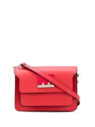 Marc Ellis Debra Cross Body Bag Red