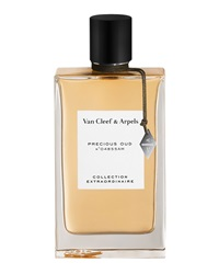 Van Cleef And Arpels Exclusive Collection Extraordinaire Precious Oud Eau De Parfum 2.5 Oz.M