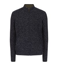 Ted Baker Akela Chunky Knit Cardigan Male Blue
