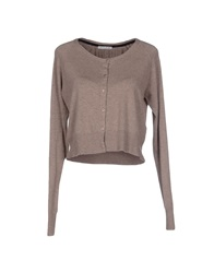 Hope Collection Cardigans Khaki