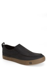 Keen 'Timmons' Slip On Black