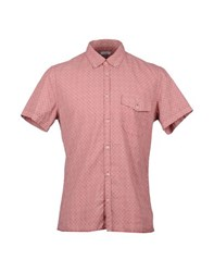 Gold Case By Rocco Fraioli Shirts Short Sleeve Shirts Men