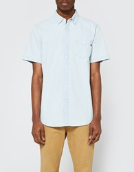 Obey Keble Ii Woven Ss White