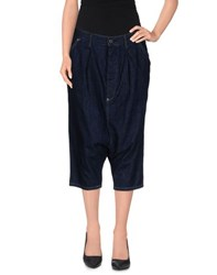 Johnbull Denim Denim Bermudas Women