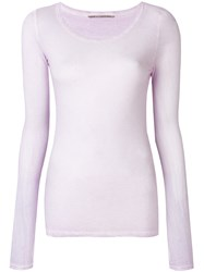 Humanoid Janes Jumper Pink And Purple