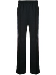 Kent And Curwen Woven Track Pants Black