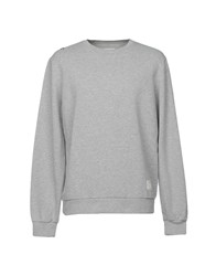 The Editor Sweatshirts Grey