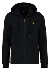 Lyle And Scott Tracksuit Top True Black