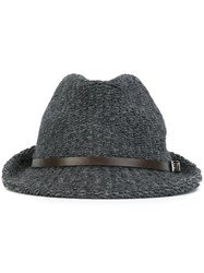 Woolrich Knitted Hat Grey