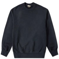 Yeezy Season 4 Boxy Crew Sweat Black