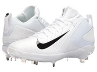 Nike Trout 3 Pro Baseball Cleat White Black White Men's Cleated Shoes