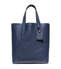 Michael Kors Mens Mason Reversible Leather Tote