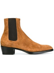 Raparo 'Beatles' Boots Brown