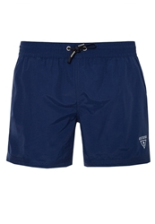 Guess Essential Swimming Shorts Cosmo Blue Dark Blue