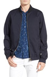 Scotch And Soda Men's Reversible Bomber Jacket