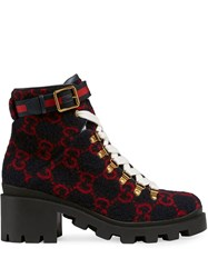 Gucci Gg Ankle Boots 60