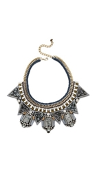 Nocturne Desta Necklace Blue Multi