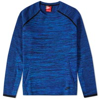 Nike Tech Knit Crew Blue