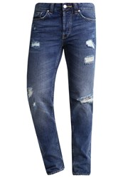 Only And Sons Onsweft Straight Leg Jeans Medium Blue Denim