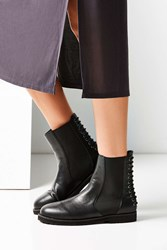 Urban Outfitters Lexi Laced Chelsea Boot Black