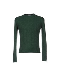 Manipur Cashmere Sweaters Emerald Green