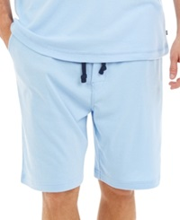Nautica Knit Pajama Shorts Noon Blue
