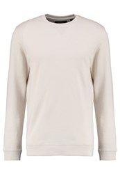 Only And Sons Onsgregson Sweatshirt Moonstruck Beige