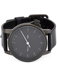 Miansai Analog Wrist Watch Black