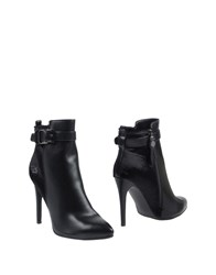 Braccialini Tua By Ankle Boots Black