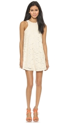 J.O.A. Lace Tented Dress