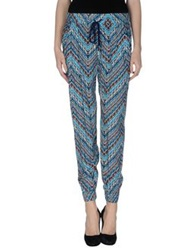 Emma Cook Casual Pants Azure