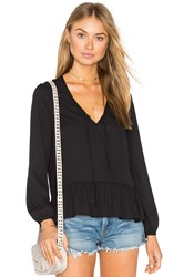 Lucca Couture Kylie Top Black