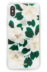 Sonix Tropical Deco Iphone X Case White