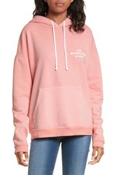 Frame 'S Oversize Hoodie Faded Light Pink