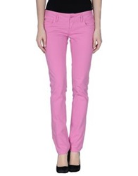Manila Grace Casual Pants Light Purple
