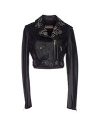 Galliano Jackets Black