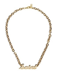 Loiza By Patrizia Pepe Necklaces Gold