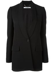 Givenchy Long Length Smoking Jacket Black
