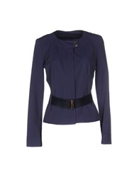 Who S Who Suits And Jackets Blazers Women Dark Blue