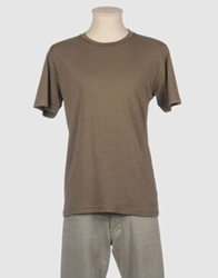 Riviera Club Short Sleeve T Shirts Grey
