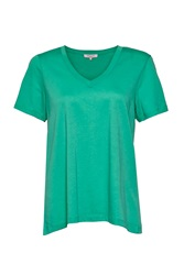 Great Plains Featherweight Jersey Mesh Tee Green