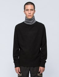 Rochambeau Turtle Neck Coated Long T Shirt