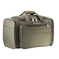 Briggs And Riley Baseline Deluxe Travel Tote Olive