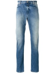 Closed Light Wash Jeans Men Cotton 36 Blue