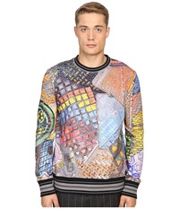 Vivienne Westwood Manhole Sweatshirt Multi Men's Sweatshirt