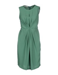 Lou Lou London Short Dresses Green