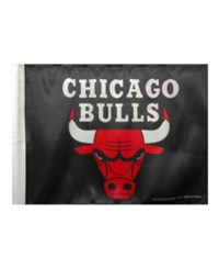 Rico Industries Chicago Bulls Car Flag Team Color