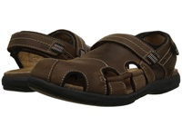 Clarks Un.Bryman Bay Brown Leather Men's Sandals